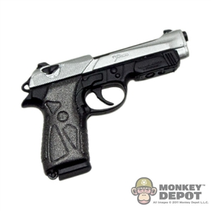 Pistol: ACI Beretta 92 Type F (Black/Chrome)