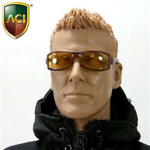 Glasses: ACI Toys Rectangular Brown