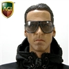 Glasses: ACI Toys Oversized Black