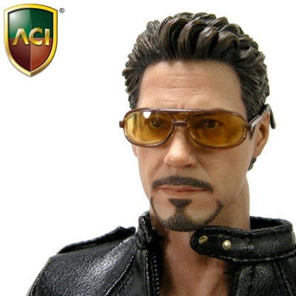 Monkey Depot - Glasses: ACI Toys Rectangular Brown