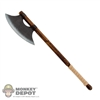 Tool: ACI Metal & Wood Axe w/Wrapped Handle