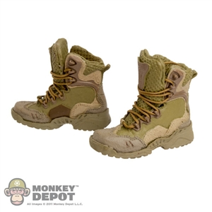 Boots: ACI Toys Tactical Boots Spider Desert