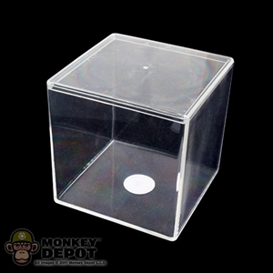 Display: ACI Toys Clear Box Case