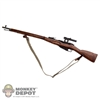 Rifle: Ti-Lite Mosin Rifle (Real Metal and Wood)