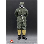 Uniform Set: Alert Line SS & Wehrmacht Snow Reversible Set Green (AL-10003A)