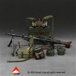 Weapon Set: Alert Line MG34 Machine Gun Suits (AL-10005)