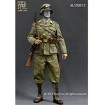 Uniform Set: Alert Line WWII Afrika Korps The Wehrmacht Suit (AL-10013)