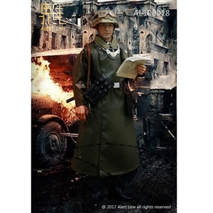 Uniform Set: Alert Line WWII German Grossdeutschland Division (GD) (AL-10018)