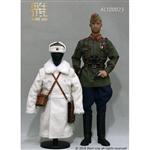 Uniform Set: Alert Line WWII 1942 Red Army Infantry Lieutenant Officer Set (AL-100023)