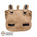 Bag: Alert Line German WWII Breadbag Tan