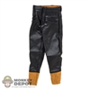 Pants: Alert Line Russian Leather Pants