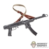 Rifle: Alert Line PPs-43 Submachine Gun