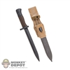 Knife: Alert Line Bayonet w/Sheath