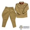 Uniform: Alert Line Red Army Uniform