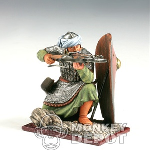 AeroArt 6124 Saracen Warrior Kneeling w/Crossbow