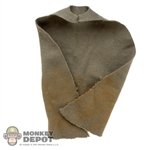 Cape: Asmus Toys Female Green Cape (Dirty)