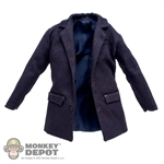 Coat: Asmus Toys Dark Blue Blazer