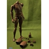 Nude Figure: Alpha Toys Black Nude Body (Wide Shoulders)