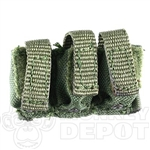 Pouch BBi Foliage Green 40mm MOLLE/PALS