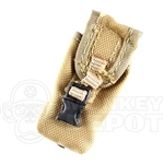 Pouch BBi Tan Radio MOLLE/PALS