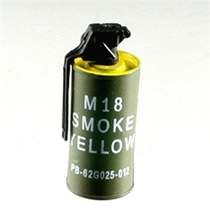 Grenade BBi US WWII Smoke Yellow