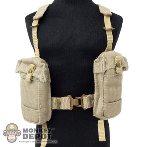 Belt: BBI British WWII P37 Web Gear