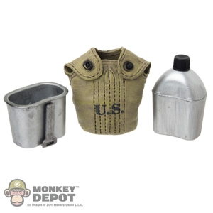 Canteen BBi US WWII Canteen