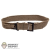 Belt: BBi Tan Rigger Belt
