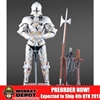 Boxed Figure: Brown Art Gothic Armour Silver Version (B-A0001S)
