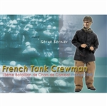 Dragon Serge Bernier French Tank Crewman 70582