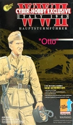 Boxed Figure: Dragon Cyber-Hobby Exclusive Hauptsturmfuhrer Otto (70118)