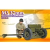 Dragon Tom Hackett w/37mm Anti Tank Gun 70680