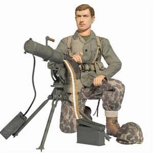 Dragon Eric Stark USMC Machine Gunner 70765
