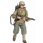 Dragon Brad Mason USMC Flamethrower 70767