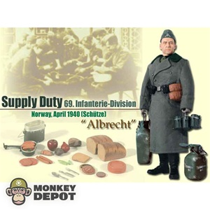 Dragon Cyber Hobby Albrecht Supply Duty 70387