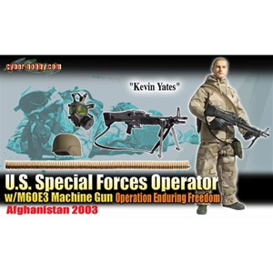 Dragon Cyber Hobby Kevin Yates US Special Forces 70677