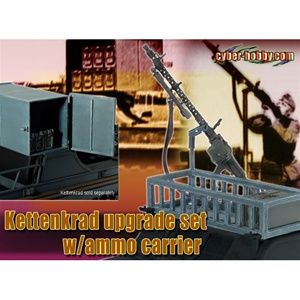 Dragon Cyber Hobby Kettenkrad Upgrade Set Gray 71315