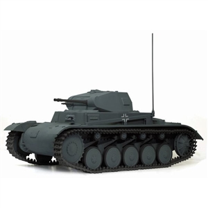 1/6 Model Kit: Dragon 1/6 Pz.Kpfw II Ausf. B UNPAINTED KIT (75025)