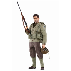 Boxed Figure: Dragon Richie, US Ranger - Cyber Hobby (73154)