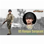 Boxed Figure: Dragon Mickey, US Ranger Sergeant Cyber Hobby (73153)