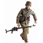 Boxed Figure: Dragon Rudolf Kierst DAK Anti-Tank Gunner (70820)