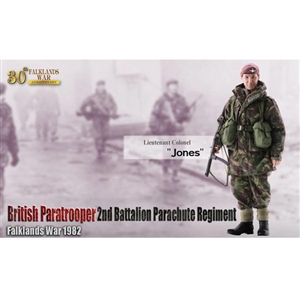 Boxed Figure: Dragon Jones British Paratrooper (70841)