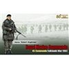 "Boxed Figure: Dragon ""Robert Hughman"" British Machine Gunner (70844)"