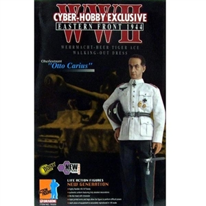 "Boxed Vehicle: Cyber Hobby ""Otto Carius"" Wehrmacht-Heer Tiger Aces (70320)"