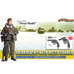 Boxed Figure: Cyber Hobby Werner Mandel (70691) WITH CARD