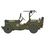 Dragon 1/4-Ton 4x4 Truck w/.30 cal Machine Gun (75050)