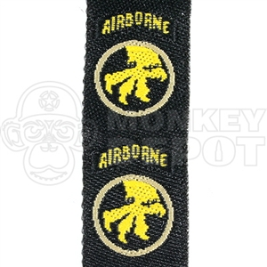 Insignia Battle Gear Toys US 17th Airborne Woven Set of 6