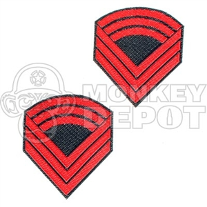 Insignia: Battle Gear Toys US Artillery Sergeant Major