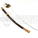 Sword: Battle Gear Toys Saber & Scabbard #8 Federal