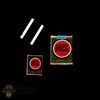 Smokes: Battle Gear Toys Pack of Lucky Strike w/Matches